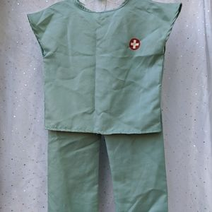 Other - Doctor Surgeon Scrubs Costume 4-5